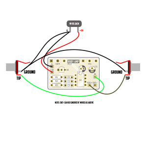 Ruby Amp Wiring - Five Cats Pedals