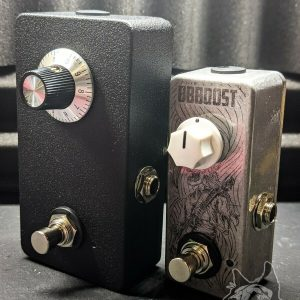 jFet Clean Boost Pedal