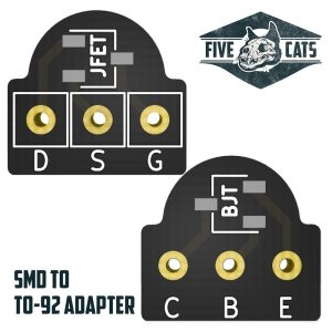 SMD to TO-92 Adapter